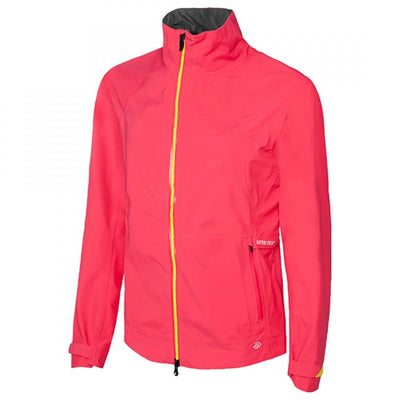 Galvin Green Womens ABIGAIL C-Knit Gore-Tex Waterproof Jacket - CHERRY / LEMON