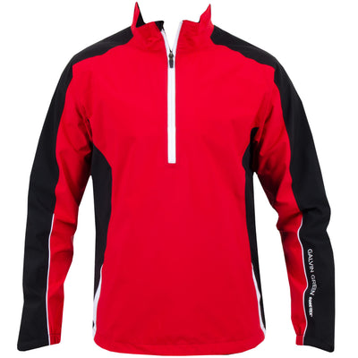 Galvin Green Mens Action Paclite Gore-Tex Waterproof Jacket - RED/BLACK