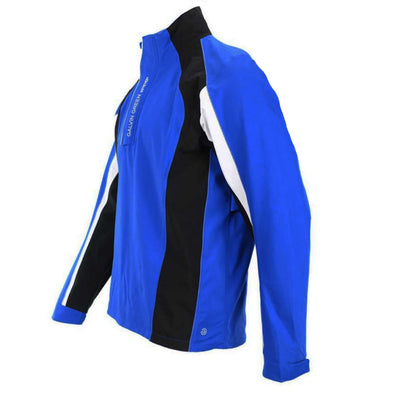 Galvin Green Mens ADDISON Gore-Tex Waterproof Golf Jacket - KINGS BLUE