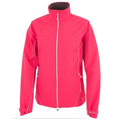 Galvin Green Womens ARISSA GORE-TEX WATERPROOF JACKET- AZALEA / SILVER