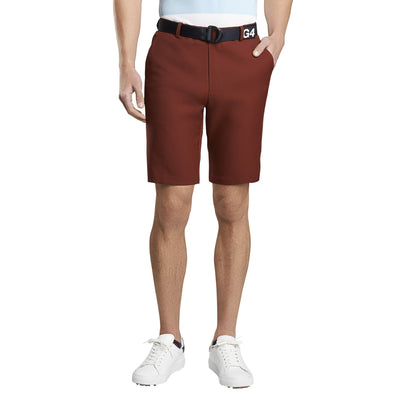 G/FORE MENS CLUB SHORT- CABERNET