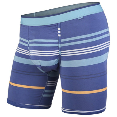 BEN3TH MENS - CLASSICS BOXER BRIEF: SYDNEY HARBOUR STRIPE