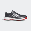 ADIDAS MEN'S CP TRAXION SPIKED SHOES - SILVER METALIC