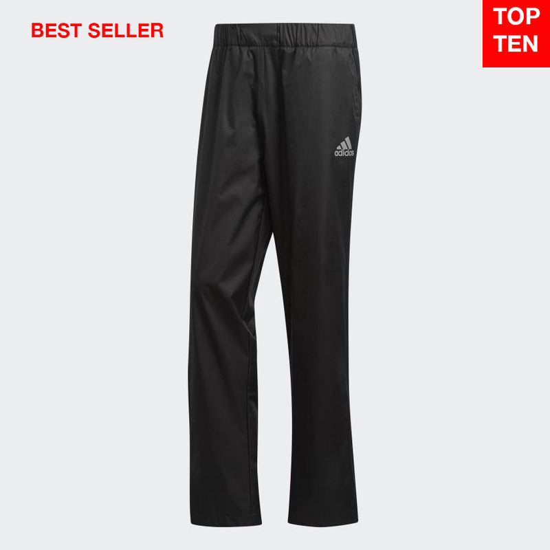 adidas Mens Bandon Waterproof Climastorm Pants - Black