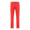 J Lindeberg Men's Ellott Regular Fit Mirco Stretch Pantss - RED INTENSE