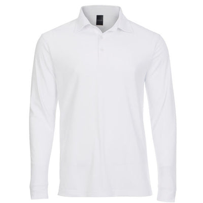 Dunning - Heathered Stretch Pique Polo