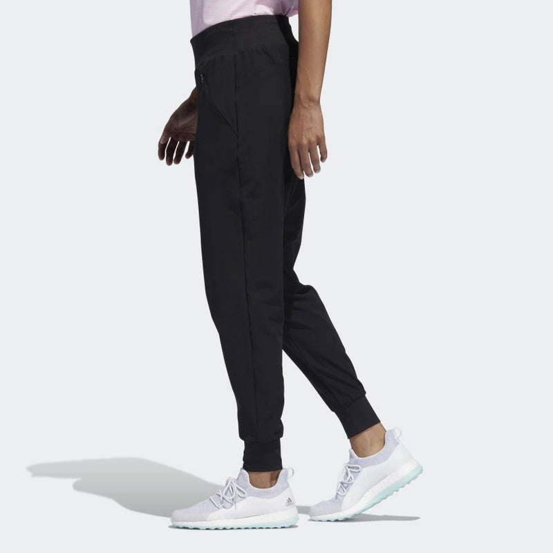 adidas Women's GOLF B18 PANTS - BLACK