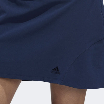 adidas Women's GOLF FASHION GOLF SKORT - NIGHT INDIGO
