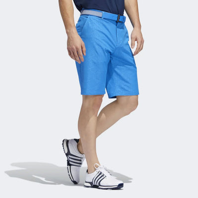 adidas Men's ULTIMATE365 CAMO SHORTS - TRUE BLUE