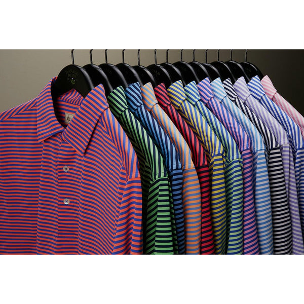 Mens Short Sleeve 2 Color FEED STRIPE Jersey