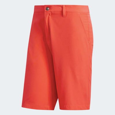 adidas Men's ULTIMATE 365 SHORTS - SHOCK RED