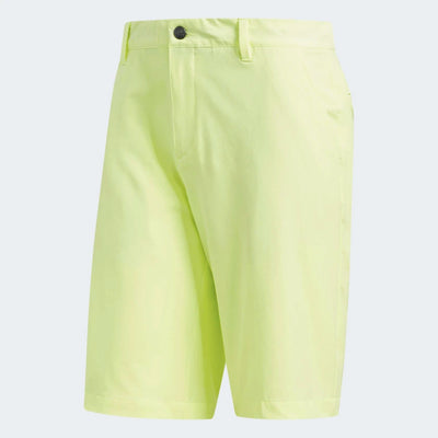 adidas Men's ULTIMATE 365 SHORTS - HI-RES YELLOW