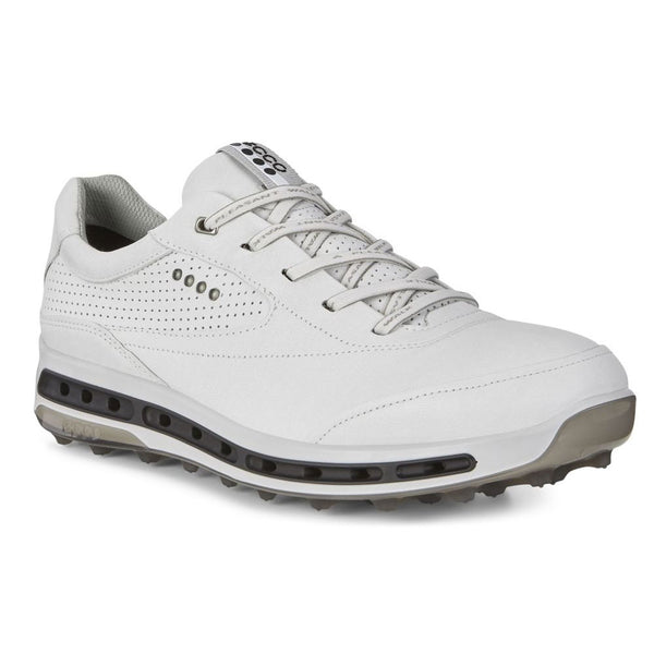 c121310b4b88ad ECCO MENS GOLF COOL PRO - WHITE BLACK TRANSPARENT