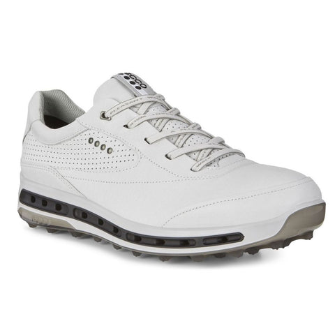 ECCO MENS GOLF COOL PRO - WHITE/BLACK/TRANSPARENT