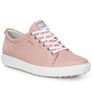 ECCO Women's Golf Casual Hybrid - Silver Pink