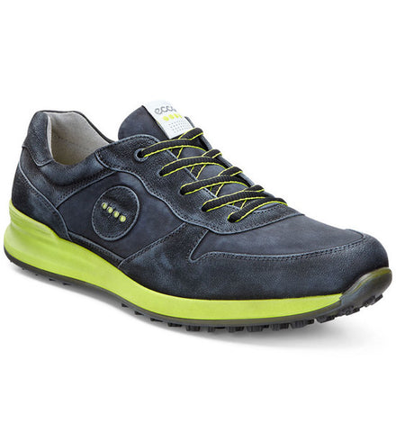 ECCO Men's Golf Speed Hybrid - BLACK / BLACK