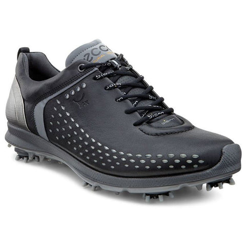 ECCO Mens BIOM G2 - BLACK/TRANSPARENT