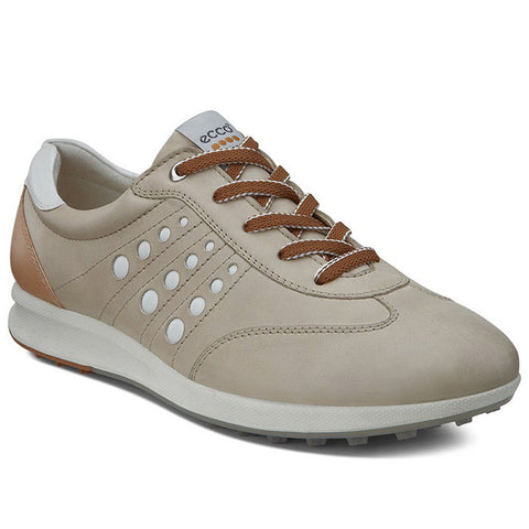 ECCO Street EVO One Sport Womens Golf Shoe - OYESTER / LION