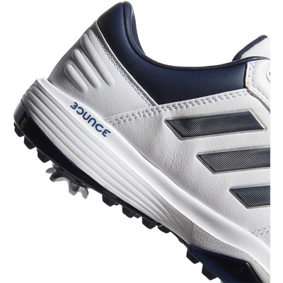 ADIDAS MEN'S Ltd Edition 360 BOUNCE 2.0 GOLF SHOES - WHITE / NAVY (PRE ORDER)