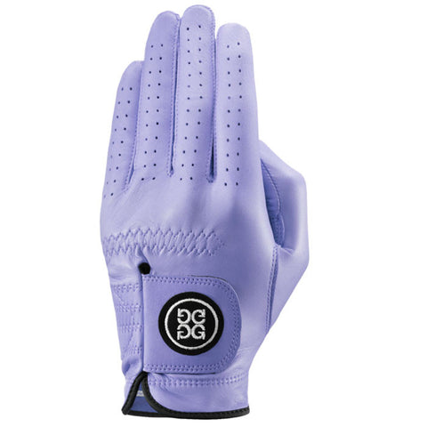 G-Fore Lavender Carbretta Leather Glove MENS