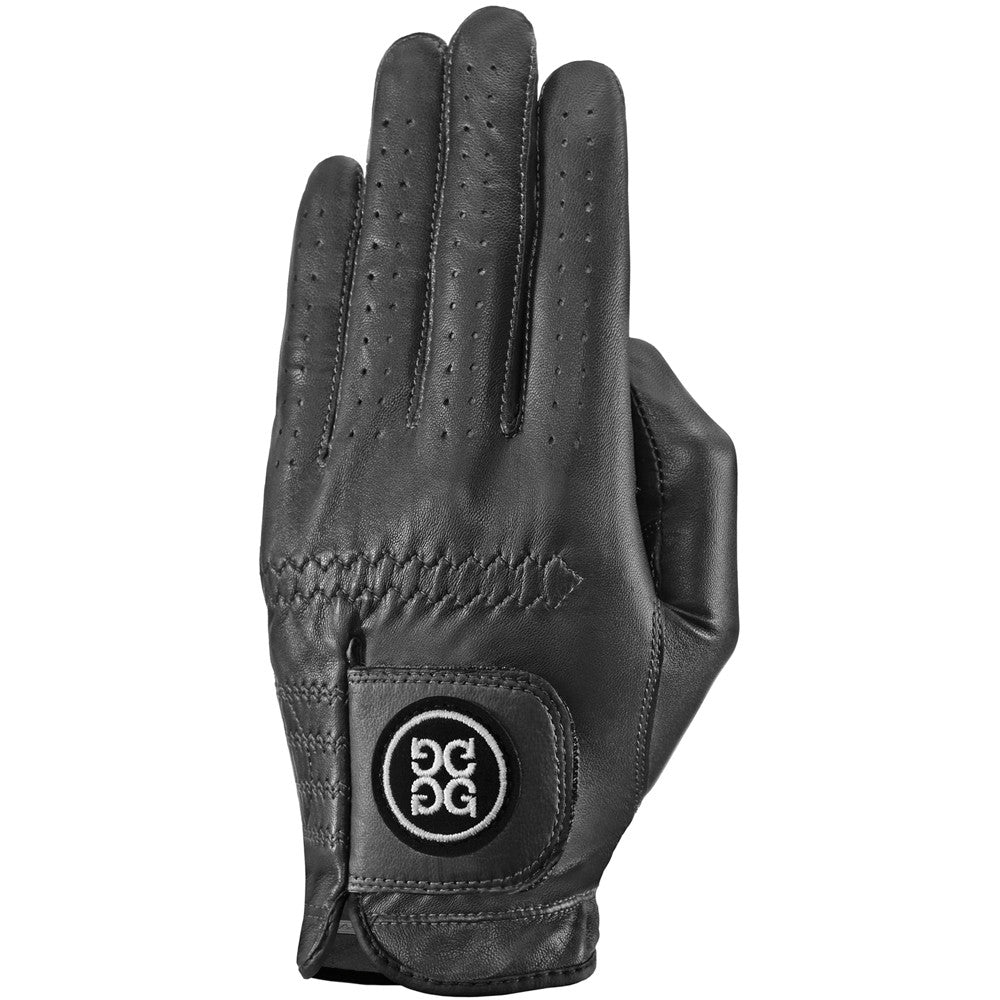 G-Fore Onyx Carbretta Leather Glove MENS