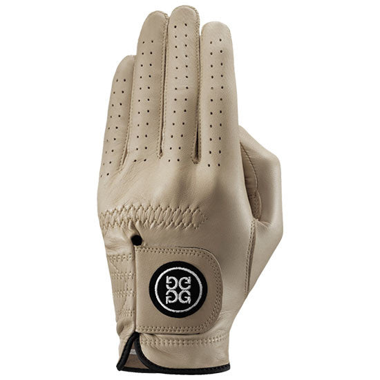 G-Fore Sand Carbretta Leather Glove WOMENS