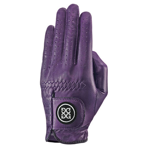 G-Fore Wisteria Carbretta Leather Glove WOMENS
