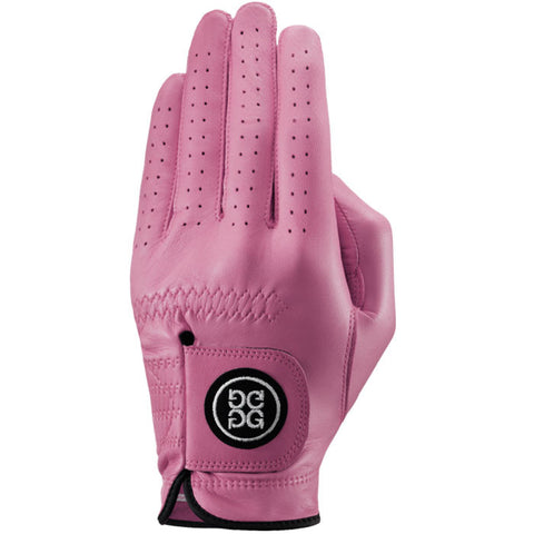 G-Fore Blossom Carbretta Leather Glove WOMENS