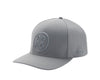 G/FORE MENS DELTA SNAPBACK - CHARCOAL