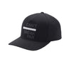 G/FORE MENS CAN'T BREAK PAR SNAPBACK - ONYX
