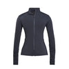 G/FORE WOMEN'S FULL-ZIP TECH FIRST LAYER - TWILIGHT - SZ SMALL