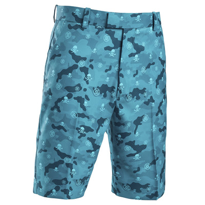 G/FORE MENS ICON CAMO SHORT - RIVER  - SZ 32
