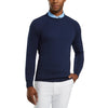 G/FORE MENS CREWNECK SWEATER - TWILIGHT - SZ MEDIUM