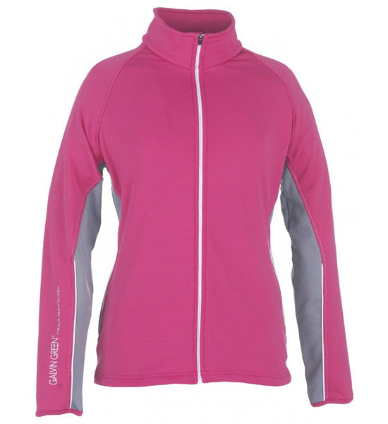 Galvin Green Dahlia Insula Golf Full Zip -  SAMPLES - Ladies Sz Small
