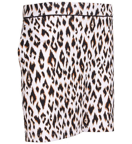 Greg Norman Ladies Animal Print Skorts