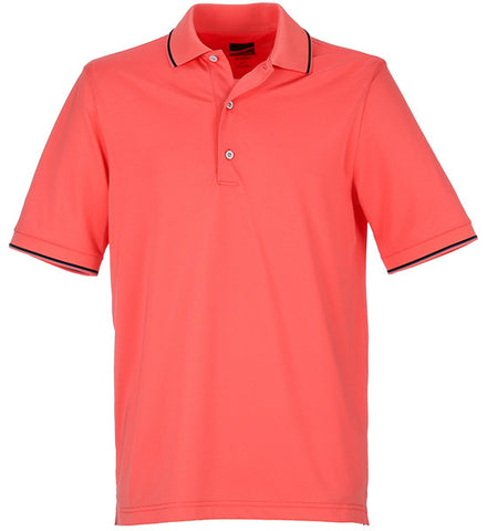 Greg Norman Harbor Solid Polos