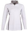 Greg Norman 1/4 Zip Performance Mock Pullover
