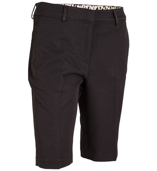 Greg Norman Solid Fashion Microfiber Short
