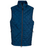 Greg Norman Mens Full Zip Ultra Light Quilted Vest