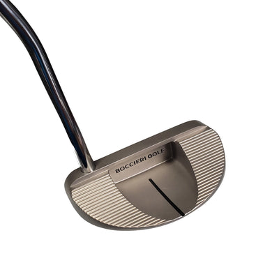H3 Mallet Heavy Putter Mid Weight® Satin Finish - RIGHT HAND