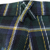 Iliac Luxury Tour Short -Green & Yellow Plaid