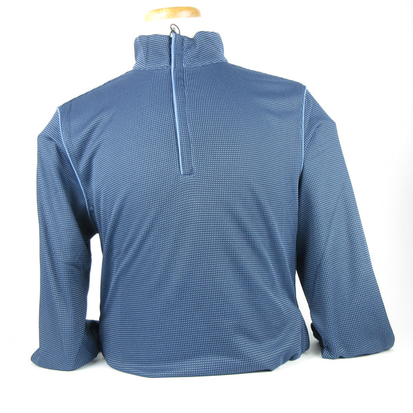 Greg Norman - Men's 1/4 zip Mock Pullover
