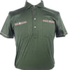 J.L Alex - Mens Dark Green Polo Shirt