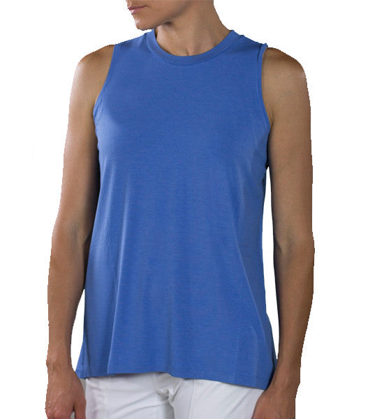 JoFit Time Zone Tunic - French Blue