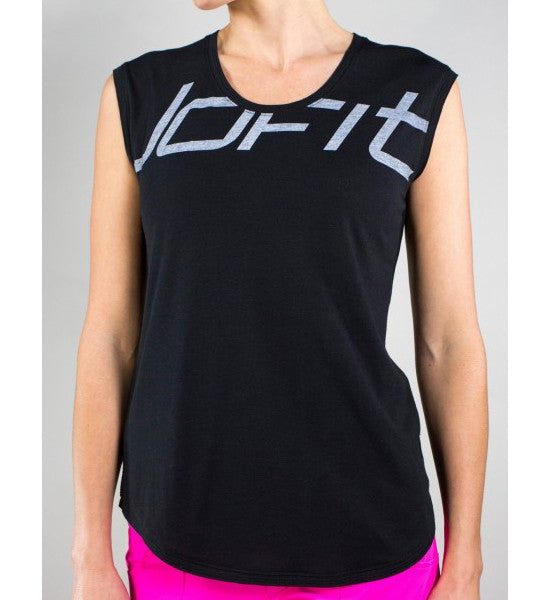 JoFit Muscle Tee - Black