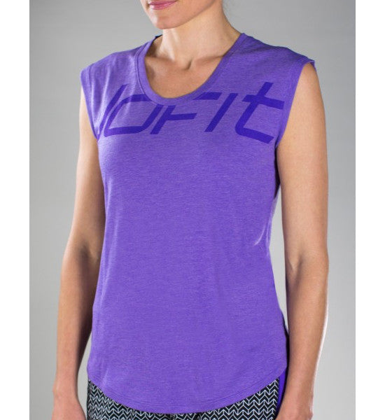 JoFit Muscle Tee - New Violet
