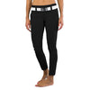 JoFit Slimmer Cropped Pants - Black