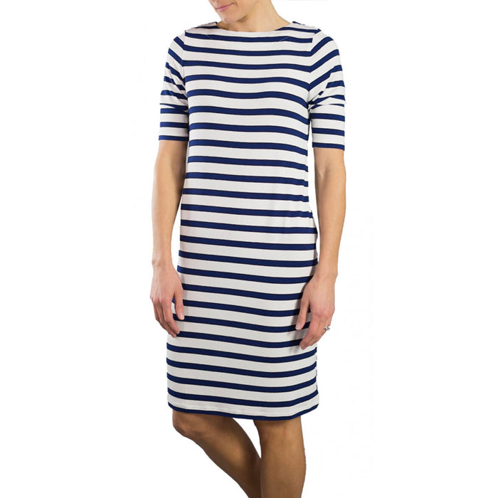 JoFit Bon Voyage Dress - Napa Stripe