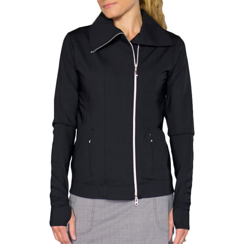 JoFit Jet Set Jacket - Black