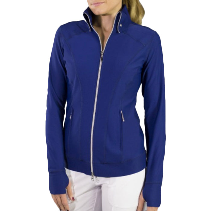Jofit Dynamic Jacket - Blue Depth